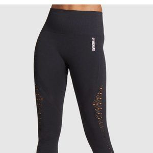 GYMSHARK WOMENS ENERGY+ SEAMLESS LEGGINGS